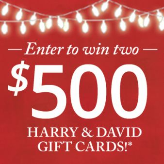 Harry & David Sweepstakes