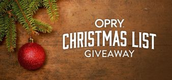 Opry Sweepstakes