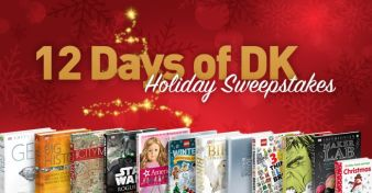 DK Books Sweepstakes