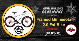 MTBR 2016 Holiday Giveaway Sweepstakes