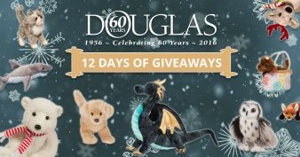 Douglas Toys · It's The 12 Days Of Giveaways Sweepstakes