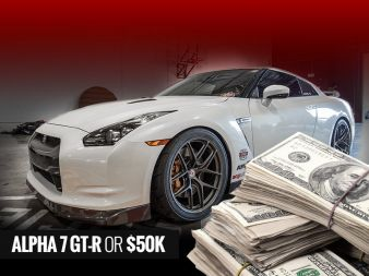 Speed Society · Redline GT-R Sweeps Sweepstakes