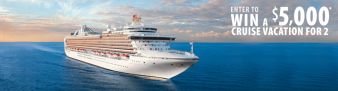Cruise Ship Centers · Dream Vacation Contest Sweepstakes
