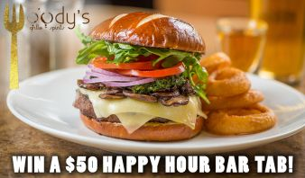 Woody's Grille & Spirits Sweepstakes
