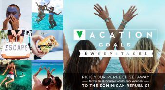 V Collection Resorts Sweepstakes