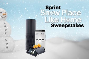 Sprint Sweepstakes