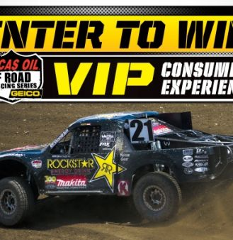 ROCKSTAR & QT OFF ROAD SWEEPSTAKES  Sweepstakes