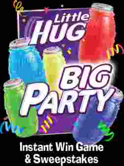 Little Hug Big Party Sweepstakes