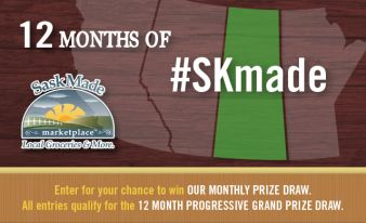 SaskMade Marketplace Sweepstakes