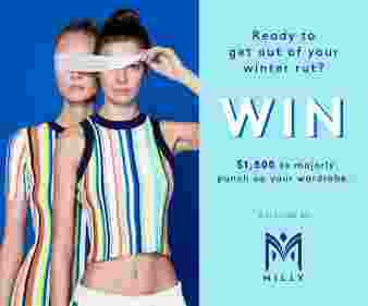 REFINERY29 + MILLY SPRING 2017 SWEEPSTAKES Sweepstakes