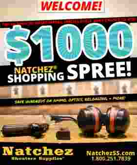 Natchez Shooters Supplies Sweepstakes