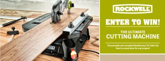 Rockwell Tools Sweepstakes