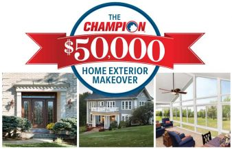 Champion Home Exteriors Sweepstakes