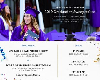 Shutterfly Sweepstakes