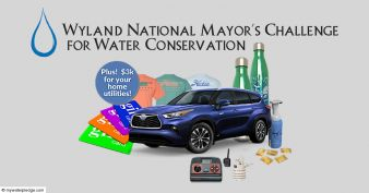 Wyland National Mayor's Challenge for Water Conservation Sweepstakes Sweepstakes