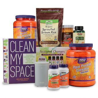 Now Foods Sweepstakes