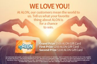 Alon Brands Sweepstakes