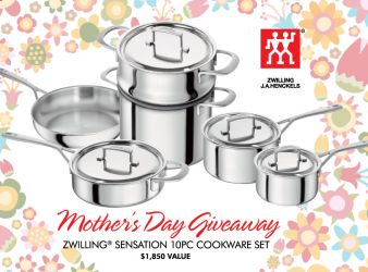 Zwilling J.A. Henckels Canada Sweepstakes