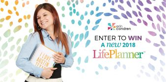 ErinCondren Sweepstakes