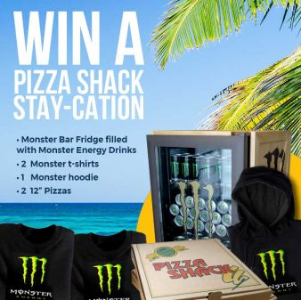 Pizza Shack Sweepstakes