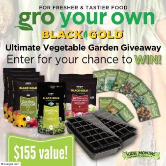 Sun Gro Horticulture Sweepstakes