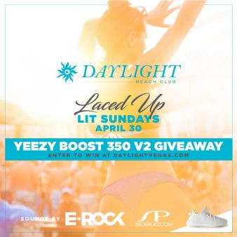 Daylight Vegas Sweepstakes