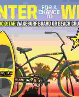 ROCKSTAR & COLONIAL SWEEPSTAKES Sweepstakes