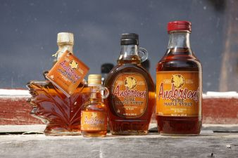 Anderson's Maple Syrup Sweepstakes