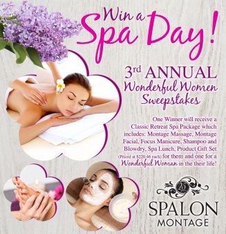Spalon Montage Sweepstakes