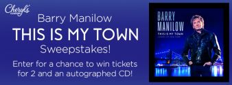 Barry Manilow Sweepstakes