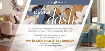La-Z-Boy Sweepstakes