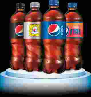 Pepsi Fire Sweepstakes
