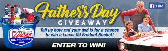 Lucas Oil Sweepstakes