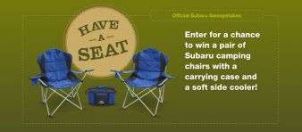 Subaru Sweepstakes