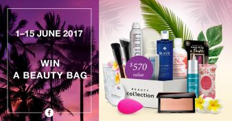 Beauty Collection Sweepstakes