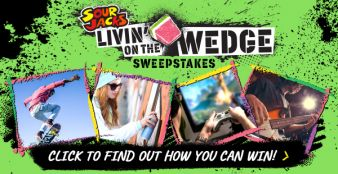 Sour Jacks® Sweepstakes