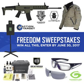 Action Target Sweepstakes