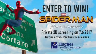 Hughes Federal Credit Union Sweepstakes