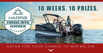 Harris Boats Sweepstakes