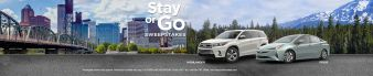 Pacific Northwest Toyota Dealers Association Sweepstakes