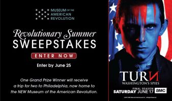Revolutionary Summer Sweepstakes Sweepstakes