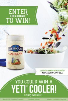 LITEHOUSE Sweepstakes