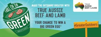 AUSSIE BEEF AND LAMB BLOGGER SWEEPSTAKES Sweepstakes