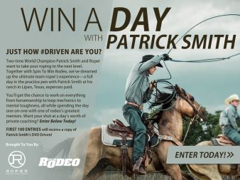 Spin To Win Rodeo Sweepstakes