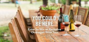 WineBC Sweepstakes