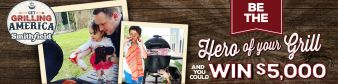 SMITHFIELD · GET GRILLING AMERICA PHOTO Promotion Sweepstakes