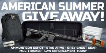 Ammunition Depot Sweepstakes