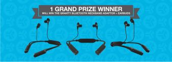JLab Audio · Gravity Tech Sweeps: Wired To Wireless Sweepstakes