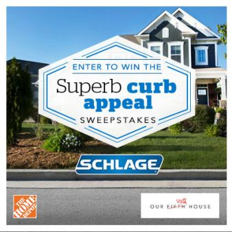 Schlage · Superb Curb Appeal Promotion Sweepstakes