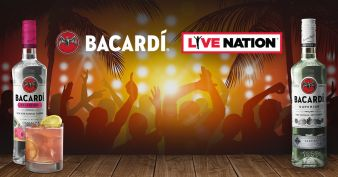 Bacardi Summer Music Sweepstakes Sweepstakes